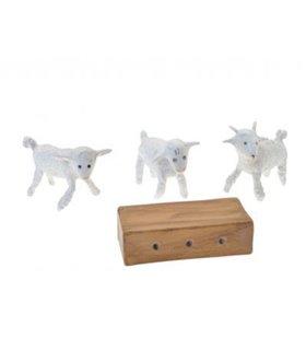 Les Deux Moutons, Le Bélier et la Caisse - Le Petit Prince