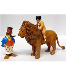 Little Nemo et le lion WINDSOR MAC CAY Pixi 3254