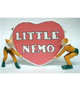 Le Coeur de slumber-land Little Nemo WINDSOR MAC CAY Pixi 3251