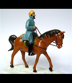 Raspoutine à cheval puzzle Hugo Pratt Pixi 4832