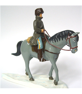 Changaï Li à cheval puzzle Hugo Pratt Pixi 4831