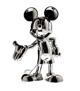Mickey Welcome 30cm Chromé Argent Leblon Delienne DISST03002MEAR