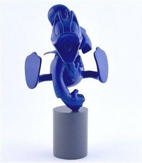 Donald Excité Bleu Artoyz 36,5cm Résine Leblon Delienne DISST03101BL