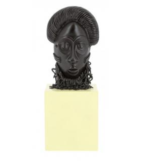 Le Masque Africain - Collection Le Musée Imaginaire