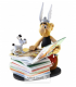 FIGURINE DE COLLECTION ASTERIX PILE D'ALBUMS - 2NDE EDITION