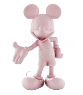 Mickey Welcome Rose Pastel