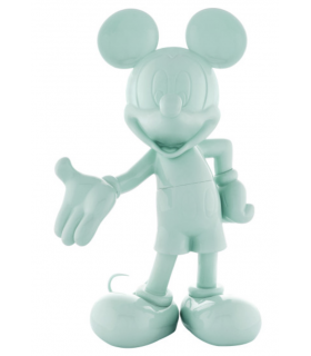 Mickey Welcome Vert Pastel