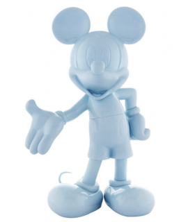 Mickey Welcome Bleu Pastel