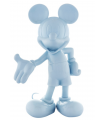 FIGURINE MICKEY WELCOME PASTEL BLEU