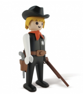 Playmobil Vintage : Le Sheriff