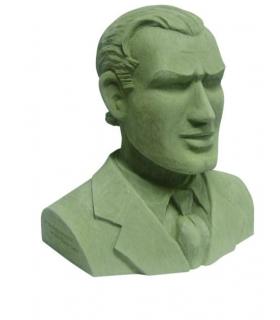 Buste Blake Monochrome