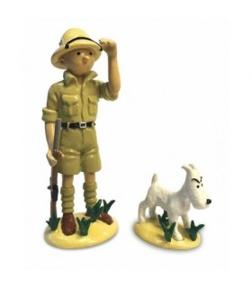 Tintin & Milou au Congo Collection VO - Moulinsart - 46523
