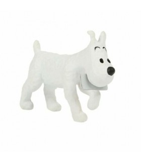 Figurine Milou Messager 8cm - Moulinsart - 42510