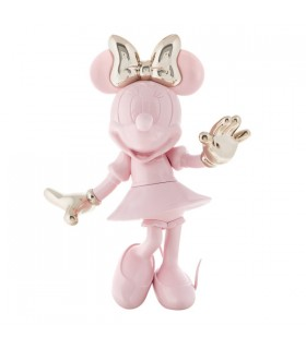 Minnie Welcome Rose pastel & Or
