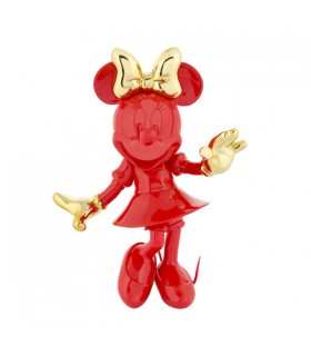 Minnie Welcome Rouge & Or