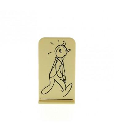 Tintin relief - Tintin et l'Alph-Art - 29223 Moulinsart