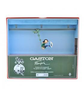 """Gaston Lagaffe """"Gaston et le monorail"""""""