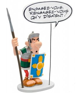 Le Soldat Romain Engagez-vous, Rengagez-vous qu'y Disaient !