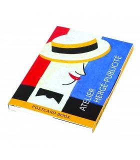 Set De 16 Cartes Postales : Hergé Publicité 31312