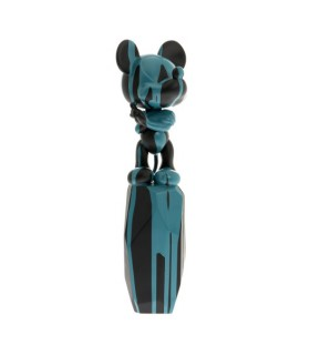 Mickey Flow Medium Arik Levy Noir & Turquoise