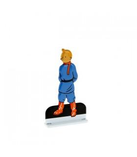 Tintin Relief soviet