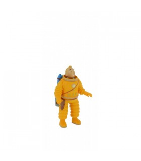 Tintin en Cosmonaute