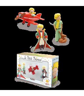 Coffret 3 Figurines Le Petit Prince