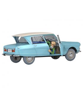 L'Ami 6 De Tintin et les Bijoux De La Castafiore 1/24ème