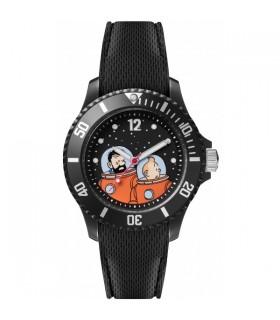 "Montre Sport Tintin et le Capitaine Haddock Lune ""S"""