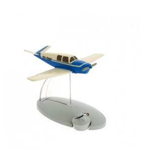 L'Avion Bleu des Kidnappeurs et Milou - L'Affaire Tournesol