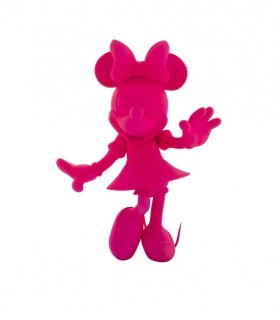 Minnie Welcome Neon Rose