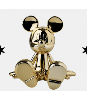 Sitting Mickey Chrome Or - Marcel Wanders