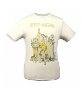 T-Shirt Tribu - Inside Moebius
