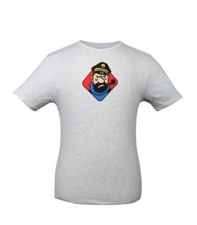 T-Shirt Les Jurons du Capitaine Haddock