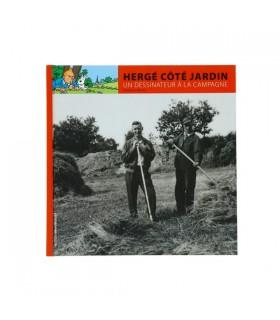 Hergé Côté Jardin