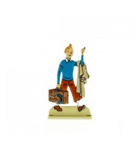 Relief - Tintin à la Valise