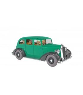 La Voiture des Gangsters - Tintin en Amérique 1/24e