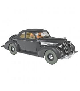 La Packard de Muskar XII - Le Sceptre d'Ottokar 1/24e