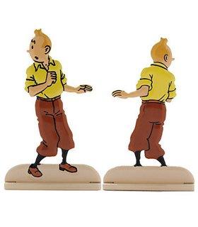 Relief Tintin Le Secret de la Licorne Hergé Moulinsart 29204