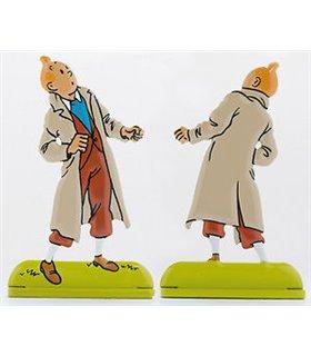 Relief Tintin L'Oreille Cassée Moulinsart Hergé 29202