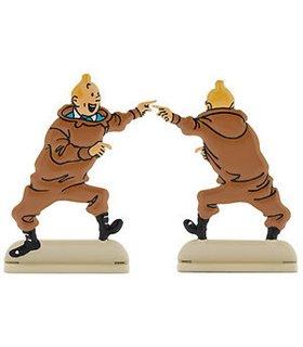 Relief Tintin Le Trésor de Rackam le Rouge Hergé Moulinsart 29205