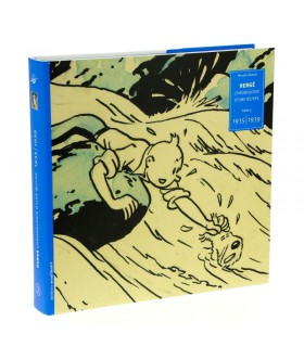 Tintin Hergé, Chronologie d'une oeuvre 1935-1939 Tome 3