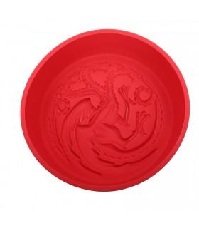 Moules à pâtisserie de Game of Thrones de la famille Targaryen