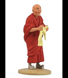 Le Moine Foudre Bénie Tintin au Tibet Hergé Moulinsart 42226